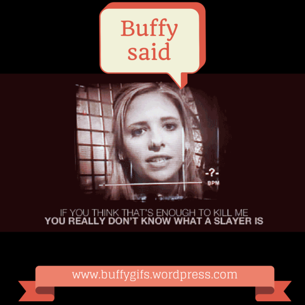Buffy said